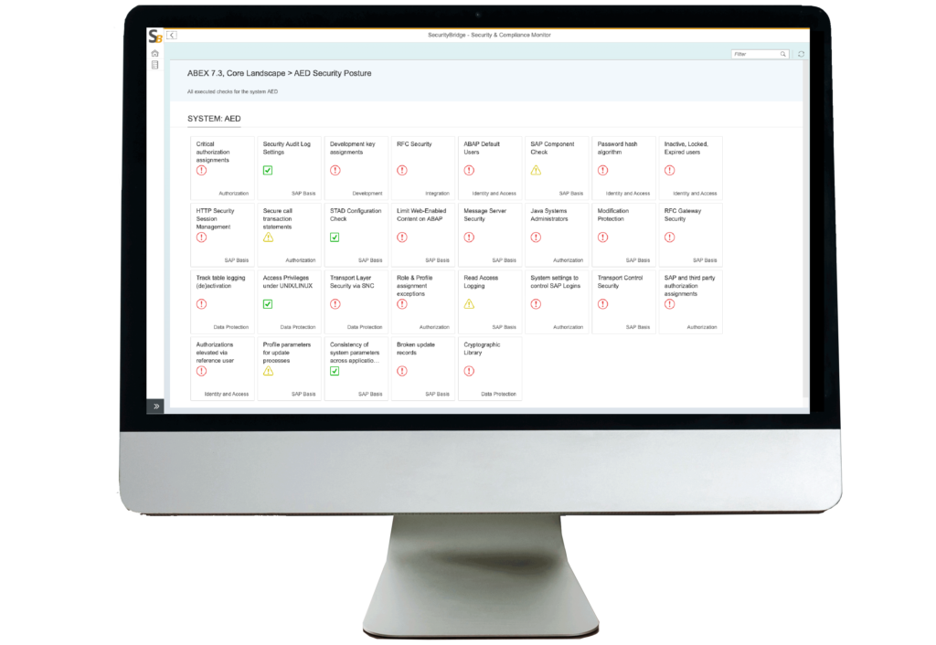 Security & Compliance Monitor