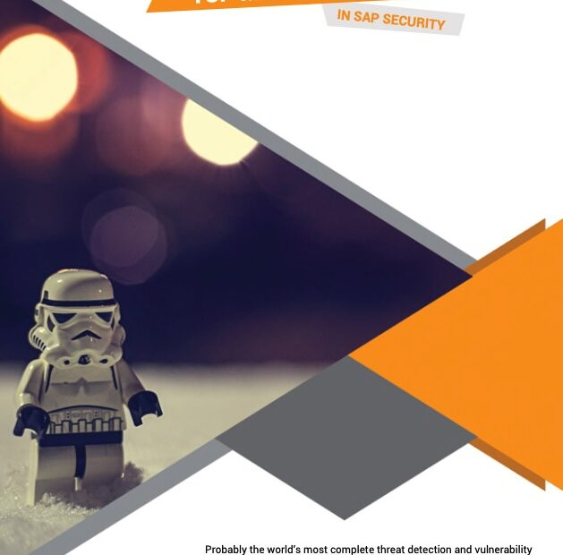 Whitepaper - Top SAP security mistake to avoid