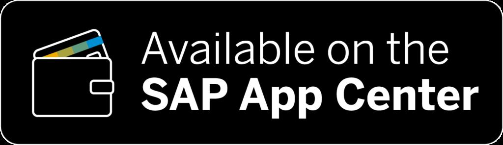 SAP AppCenter Badge