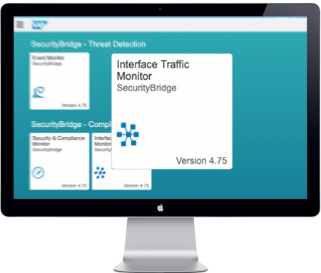 Interface Traffic Monitor for SAP