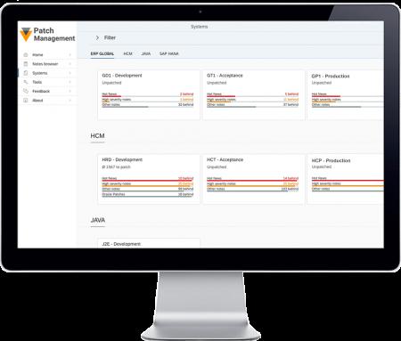 Patch Management for SAP